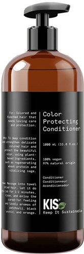 KIS Green Color Protecting Conditioner - 1000 ml