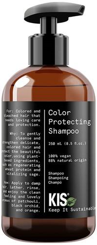 KIS Green Color Protecting Shampoo - 250 ml