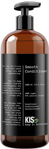 KIS Green Smooth Conditioner - 1000 ml