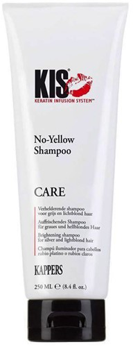 KIS No-Yellow Shampoo (250 ml)