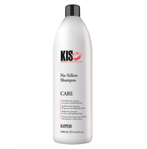KIS No-Yellow Shampoo (1000 ml)