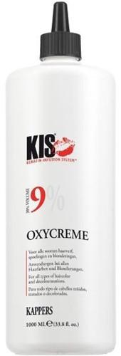 KIS Waterstof OxyCrème 9% (1000 ml)