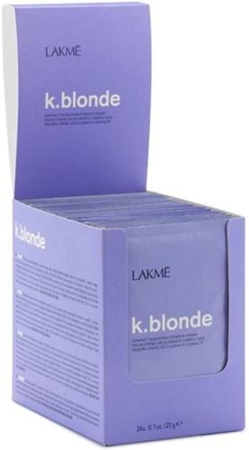 Lakmé K.Blonde Blondeerpoeder - 20 gr