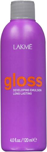 Lakmé Gloss Developing Emulsion Long Lasting - 120 ml