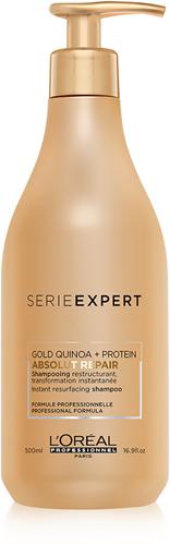 L'Oreal Serie Expert Absolut Repair GOLD QUINOA Shampoo 500ml