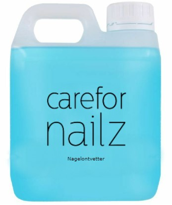 Care for Nailz Nagelontvetter (1000 ml)