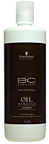 Schwarzkopf Bonacure Oil Miracle shampoo 1000 ml