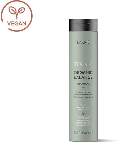 Lakmé Teknia Organic Balance Shampoo (300 ml)