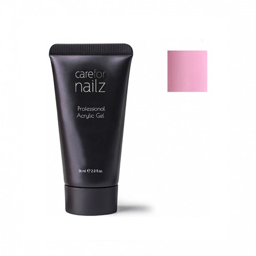 Care for Nailz Acrylic Gel Dark Pink 02 (30 gr)