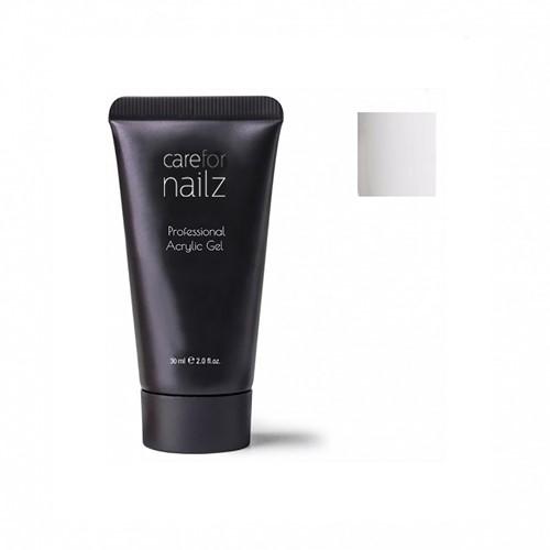 Care for Nailz Acrylic Gel Soft White 09 (30 gr)