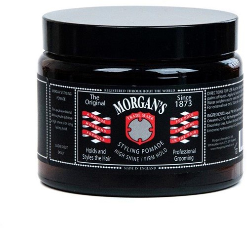 Morgan's Styling Pomade High Shine 500 gr