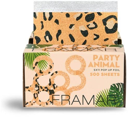 Framar 5x11 Pop Ups Party Animal - 500 vellen