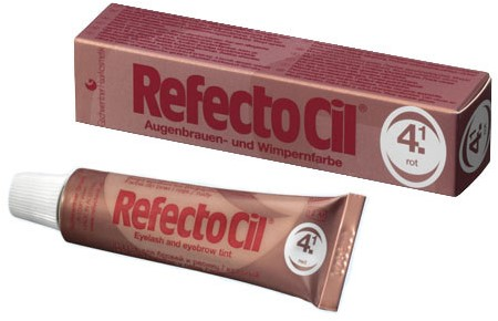 RefectoCil Wimperverf Rood 15 ml 3080180