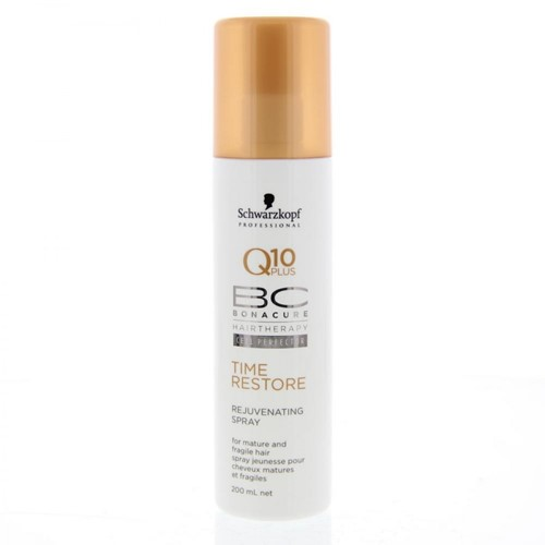 Schwarzkopf Bonacure Time Restore Q10 Rejuvenating Spray 200ml