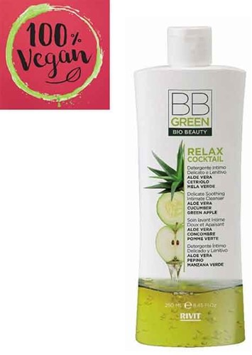BB Green - Relax Cocktail - Delicate Soothing Intimate Cleanser (250 ml)