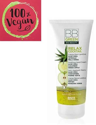 BB Green - Relax Cocktail - Soothing Hand Cream (100 ml)