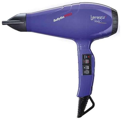 BaByliss Pro Luminoso+ föhn (Violet)