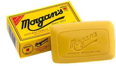Morgan's antibacteriele zeep 80 gr