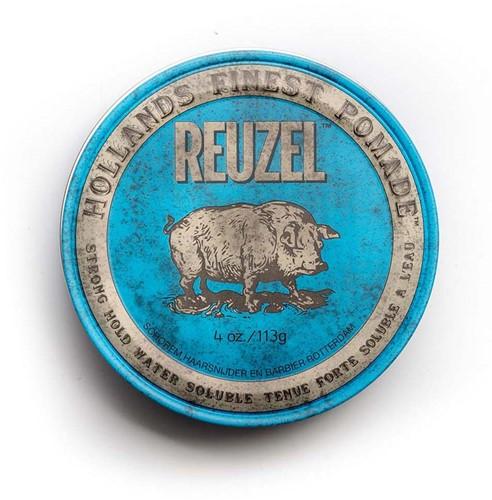Reuzel Strong Hold Water Soluble High Sheen Blue 113 gram
