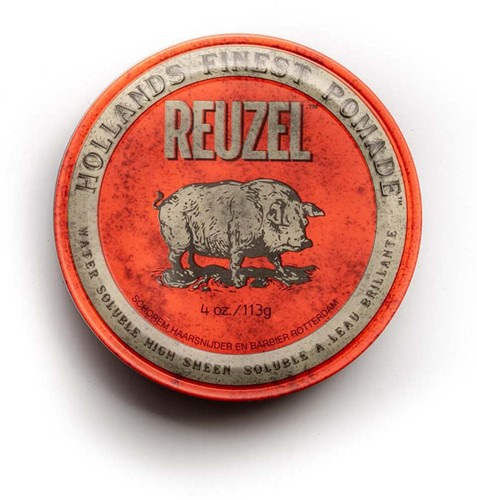 Reuzel Water Soluble High Sheen Red 113 gram