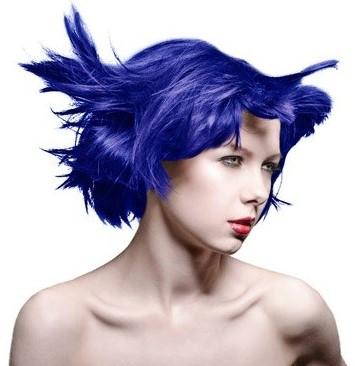 Manic Panic Amplified Hair Colour Rockabilly Blue - 118 ml
