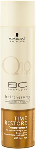 Bonacure Time Restore Q10 Conditioner 200ml