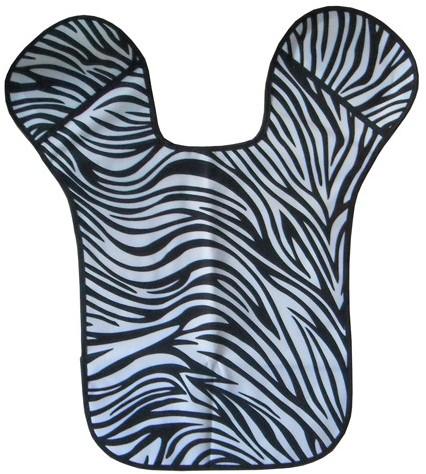 Knipkraag Zebra