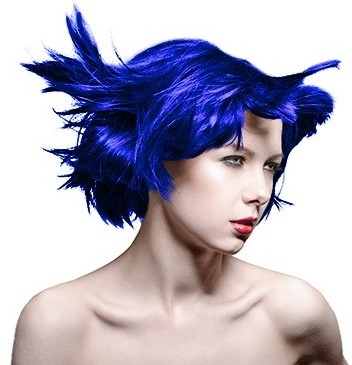 Manic Panic Amplified Hair Colour Shocking Blue - 118 ml