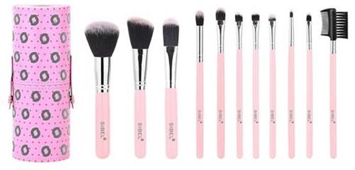 Sibel make-up set Pink Flamingo