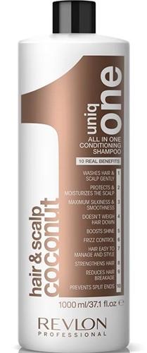 Uniq One All in One Coconut Conditioning Shampoo 1000 ml