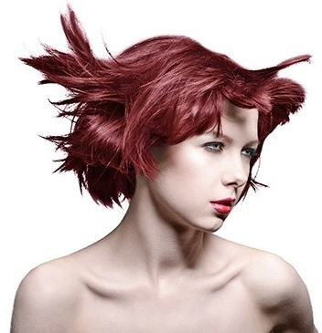 Manic Panic Amplified Hair Colour Vampire Red - 118 ml