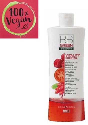 BB Green - Vitality Cocktail - Regenerating Face Tonic (250 ml)