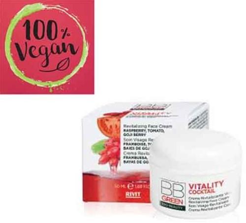 BB Green - Vitality Cocktail -  Revitalizing Face Cream - 50 ml