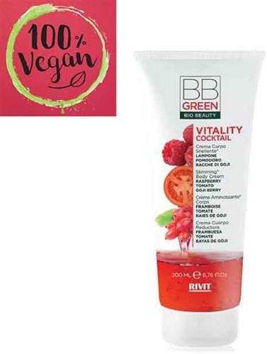 BB Green - Vitality Cocktail - Slimming Body Cream (200 ml)