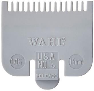 Wahl Opzetkam Type-1 nr. 0,5  grijs (1,5 mm)