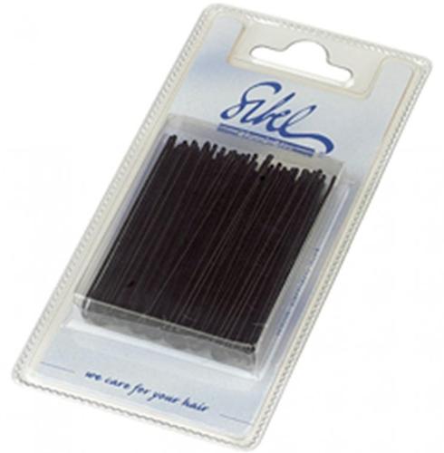 Watergolf pinnen 70 mm zwart 50 stuk 937005002