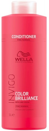 Wella Invigo Color Brilliance Conditioner voor fijn en normaal haar 1000 ml