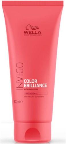 Wella Invigo Brilliance Conditioner voor fijn en normaal haar 200 ml