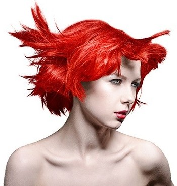 Manic Panic Amplified Hair Colour Wildfire Red - 118 ml